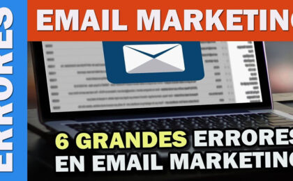 Errores del Email Marketing