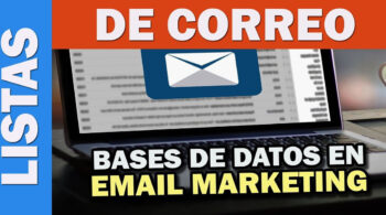 listas en email marketing